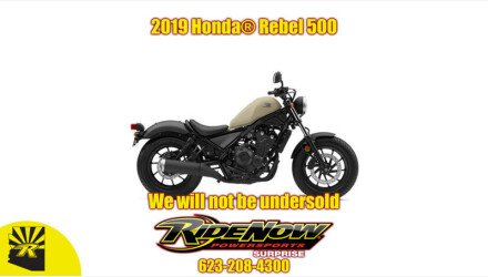 2019 Honda Rebel 500 for sale 200737130