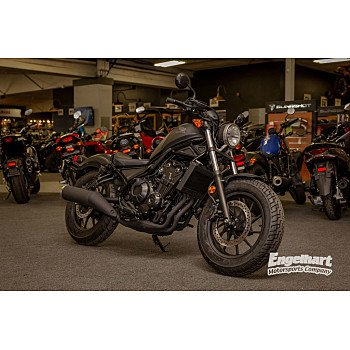 2019 Honda Rebel 500 for sale 200760473
