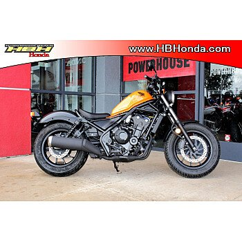 2019 Honda Rebel 500 for sale 200774011
