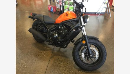 2019 Honda Rebel 500 for sale 200776981