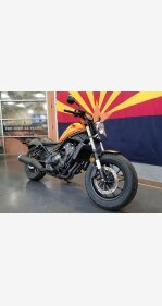 2019 Honda Rebel 500 for sale 200790951