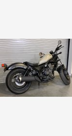 2019 Honda Rebel 500 for sale 200809191