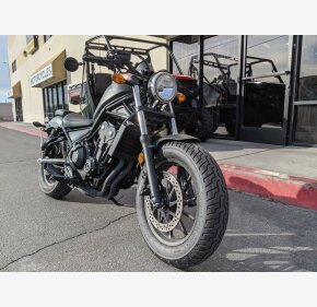 2019 Honda Rebel 500 ABS for sale 200861894