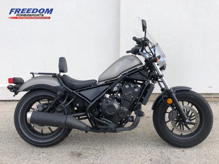 2019 Honda Rebel 500 for sale 201081297
