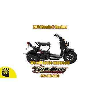 2019 Honda Ruckus for sale 200775012