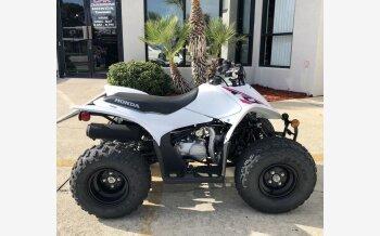 2019 Honda TRX90X for sale 200634503