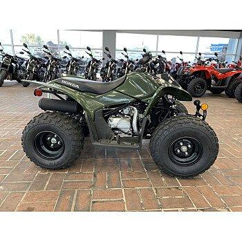 2019 Honda TRX90X for sale 200709925