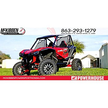 2019 Honda Talon 1000X for sale 200668944
