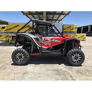 2019 Honda Talon 1000X for sale 200740556