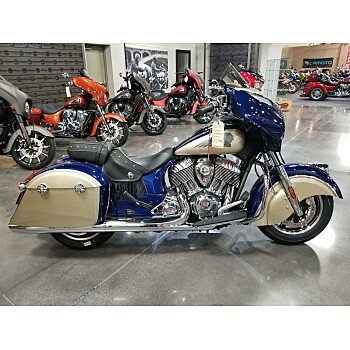 2019 Indian Chieftain for sale 200849580