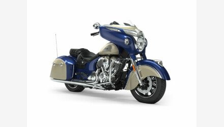 2019 Indian Chieftain Classic Icon for sale 201029371