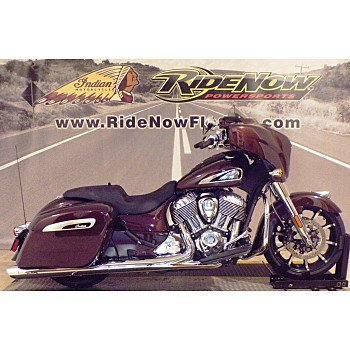 2019 Indian Chieftain Limited Icon for sale 201102053
