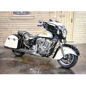 2019 Indian Chieftain Classic Icon for sale 201184889