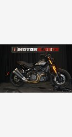 2019 Indian FTR 1200 for sale 200760147