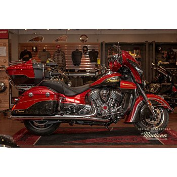 2019 Indian Roadmaster for sale 200708531