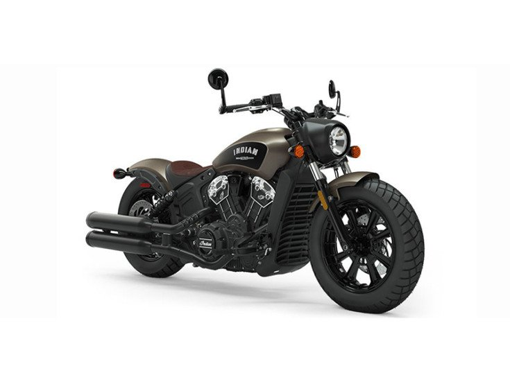 2019 Indian Scout Bobber specifications