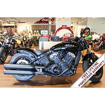 2019 Indian Scout Bobber for sale 200675312