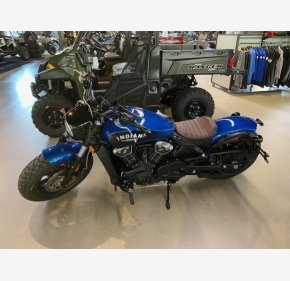 2019 Indian Scout Bobber ABS for sale 200933761