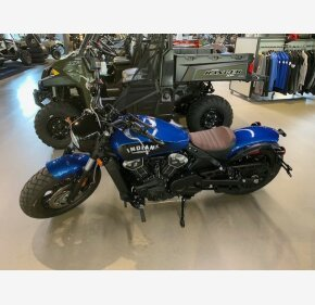 2019 Indian Scout Bobber ABS for sale 200947319