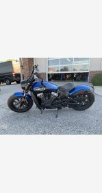 2019 Indian Scout Bobber ABS for sale 200986607