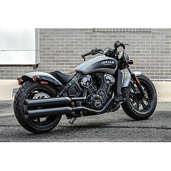 2019 Indian Scout Bobber ABS for sale 201004187