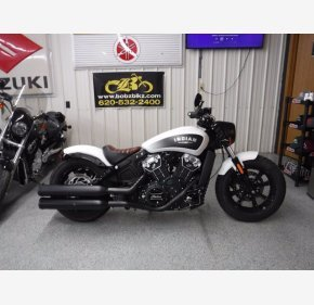 2019 Indian Scout Bobber ABS for sale 201018987