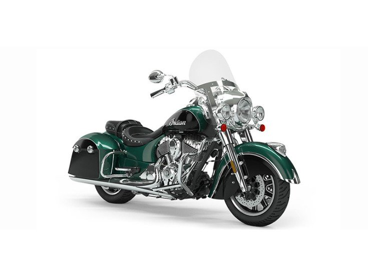 2019 Indian Springfield Base specifications