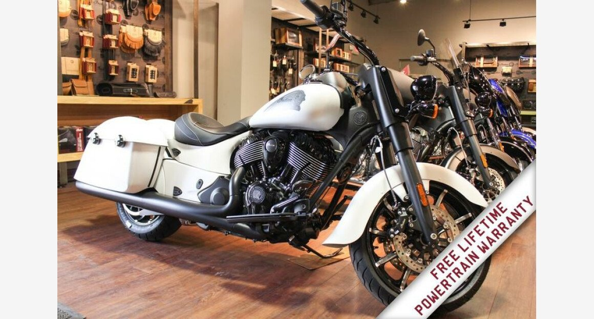 2019 Indian Springfield for sale 200642443