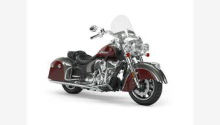2019 Indian Springfield for sale 200689205