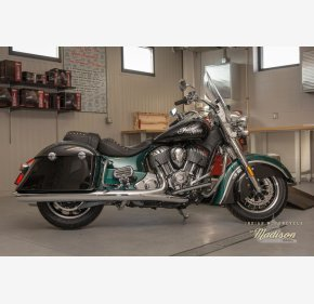 2019 Indian Springfield for sale 200703400