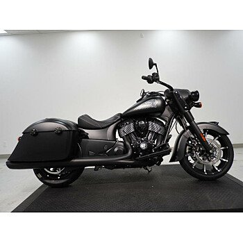 2019 Indian Springfield for sale 200797214