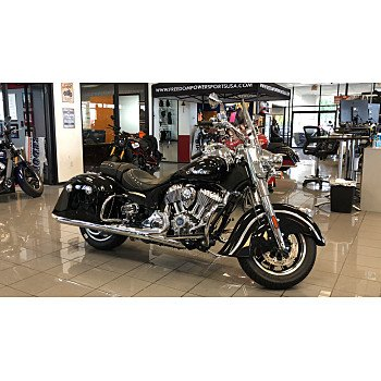 2019 Indian Springfield for sale 200830331