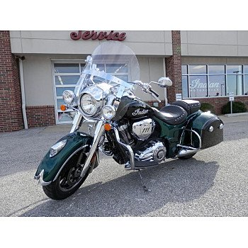 2019 Indian Springfield for sale 200869561