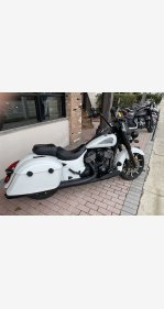 2019 Indian Springfield for sale 201018057