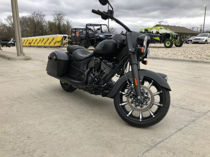 2019 Indian Springfield for sale 201023745