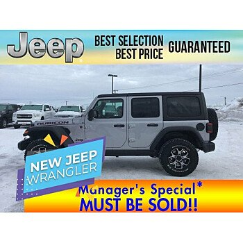 2019 Jeep Wrangler for sale 101091234
