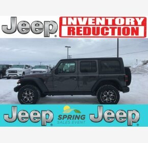 2019 Jeep Wrangler for sale 101091696