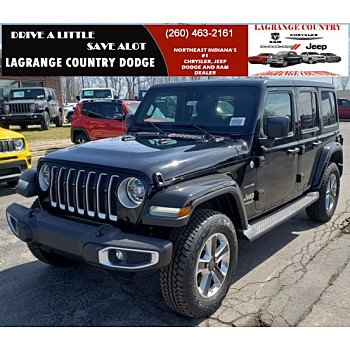 2019 Jeep Wrangler 4WD Unlimited Sahara for sale 101096607