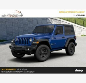 2019 Jeep Wrangler for sale 101102897