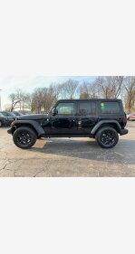 2019 Jeep Wrangler 4WD Unlimited Sport for sale 101114872