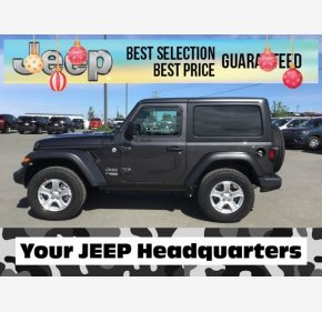 2019 Jeep Wrangler for sale 101123918