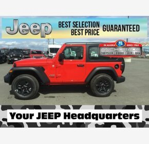2019 Jeep Wrangler for sale 101167846