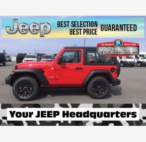 2019 Jeep Wrangler for sale 101167889