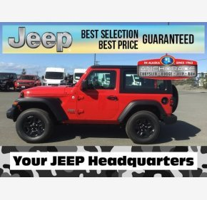 2019 Jeep Wrangler for sale 101167890