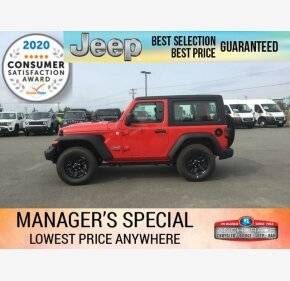 2019 Jeep Wrangler for sale 101167892