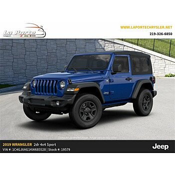 2019 Jeep Wrangler for sale 101172796