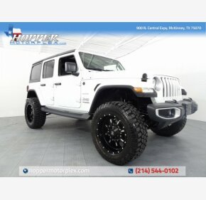 2019 Jeep Wrangler 4WD Unlimited Sahara for sale 101176850