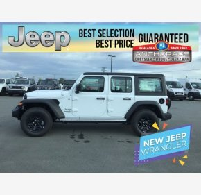 2019 Jeep Wrangler 4WD Unlimited Sport for sale 101187185