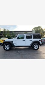 2019 Jeep Wrangler for sale 101190775