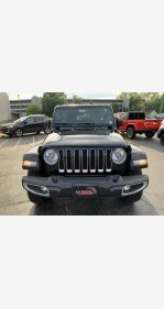 2019 Jeep Wrangler 4WD Unlimited Sahara for sale 101204304